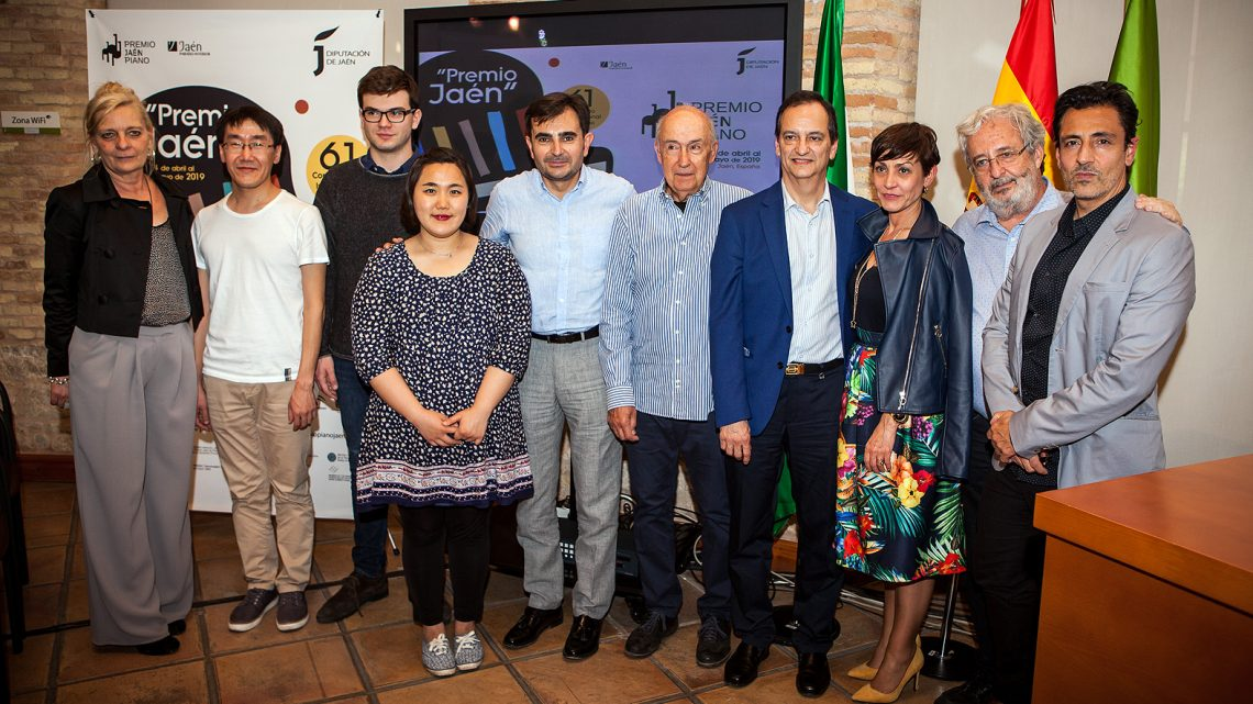 The finalists of the 61st Jaén International Piano Competition will perform works by Liszt and Chopin for their concert with orchestra