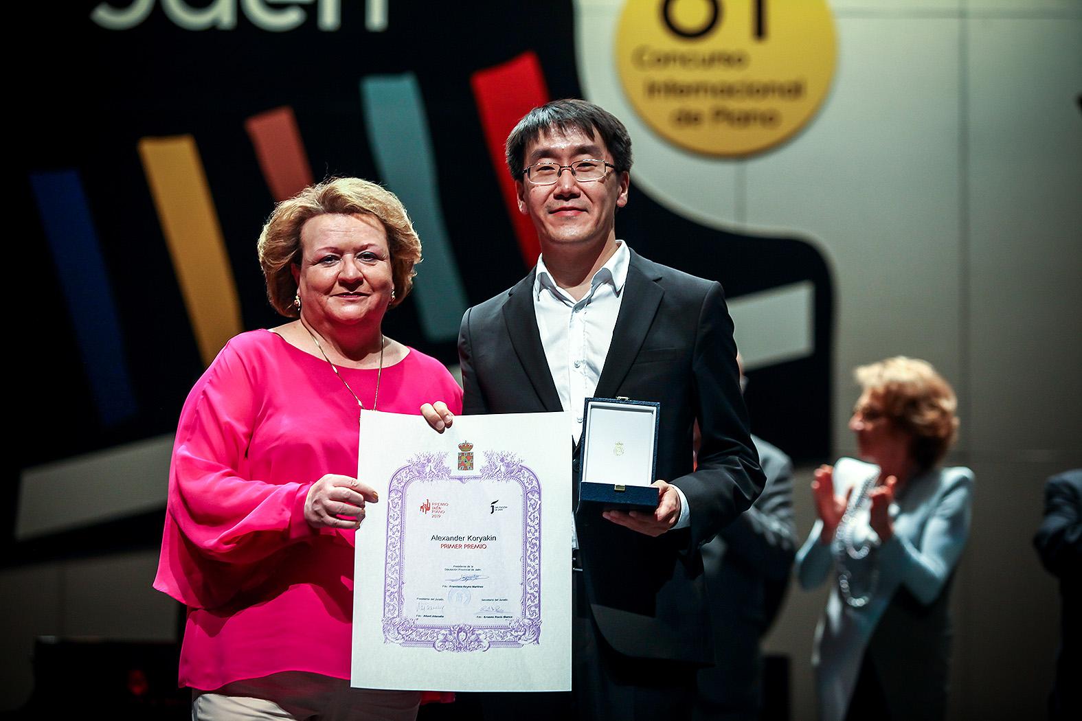 1er Premio: Alexander Koryakin