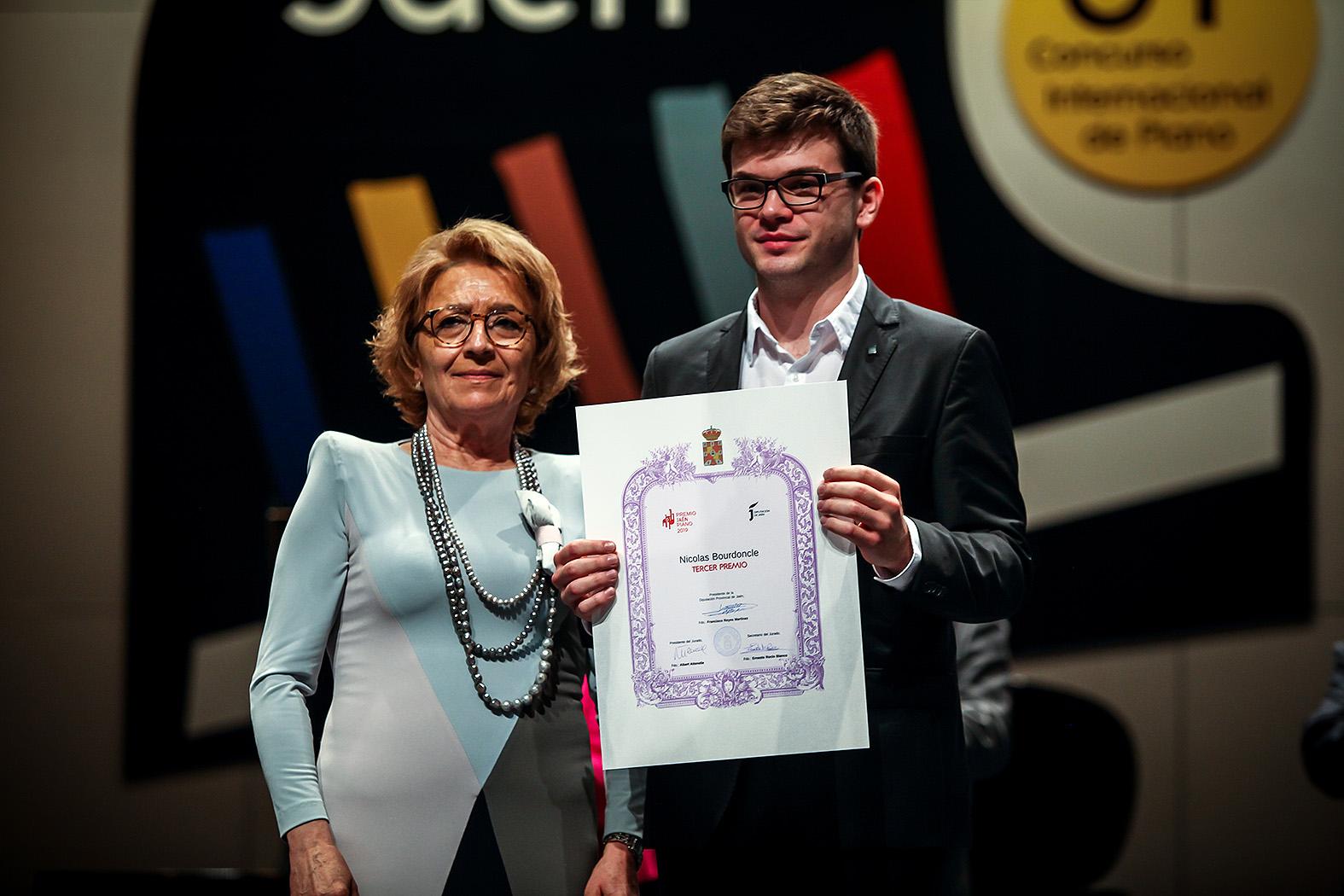 3er Premio: Nicolas Bourdoncle
