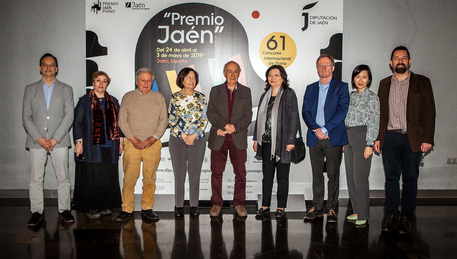 Miembros del Jurado de la presente edición