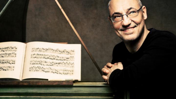 El II Festival de Piano finaliza con las actuaciones de Andreas Staier y el dúo formado por Fabio Biondi y Juan Pérez Floristán