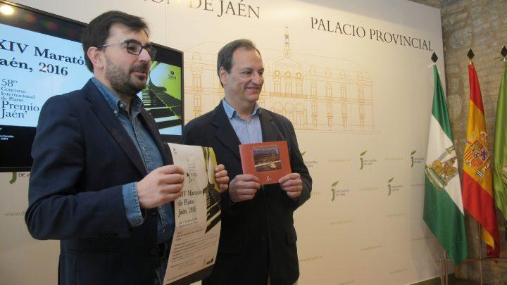El Maratón de Piano de la Diputación registra un récord de inscritos, con 550 jóvenes pianistas de 24 municipios