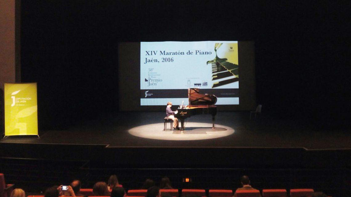 Más de 550 jóvenes pianistas convierten la décimo cuarta edición del Maratón de Piano de la Diputación en la más masiva de la historia