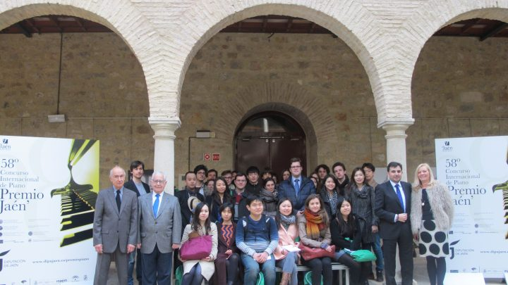 El Premio 'Jaén' de Piano de la Diputación tendrá en su 58ª edición 45 participantes de 16 países, una de las cifras más altas en sus 60 años de historia