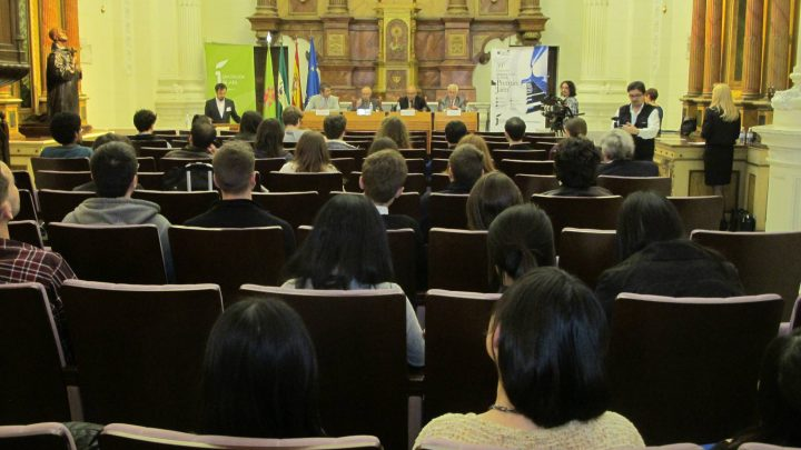 39 young pianists from 13 countries compete this year for the first award of the Jaén International Piano Competition