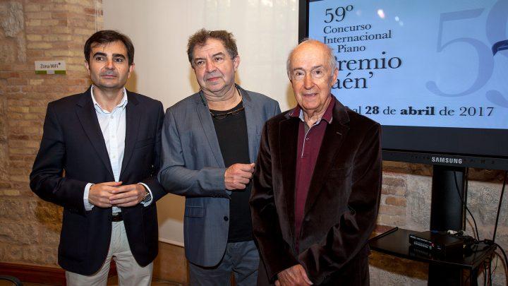 """El concertista Jean François-Heisser abrirá el 59º Premio """"Jaén"""" con piezas de Albéniz, Ravel, Falla y Mompou"""
