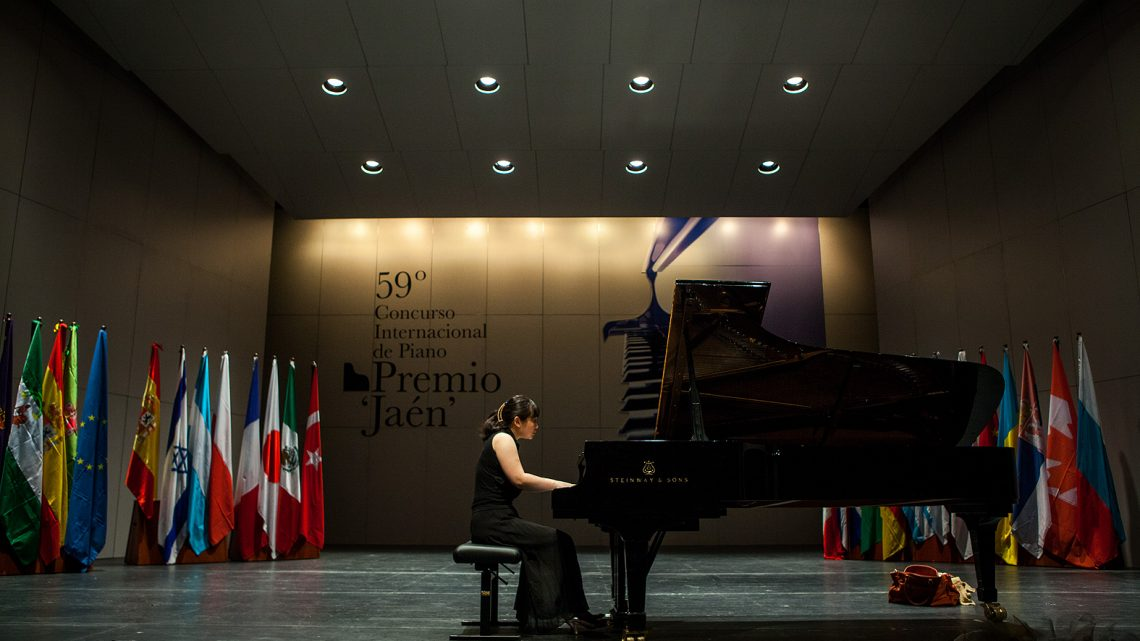 15 pianists reach the second stage of the Jaén International Piano Competition