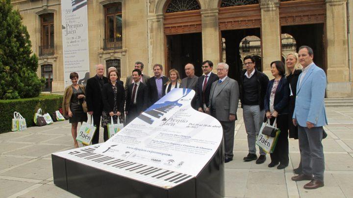 """El presidente del jurado del 59º Premio """"Jaén"""" de Piano augura para mañana una gran final"""