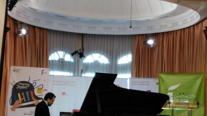 El Premio 'Jaén' de Piano celebra este año sus bodas de diamante con la realización de más de 150 actividades