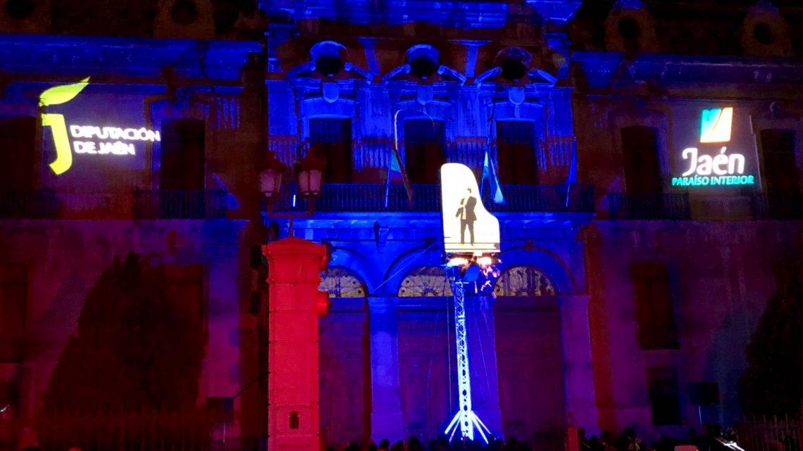 David Moreno, con su espectáculo Floten Tecles, inaugura en la Diputación el I Festival de Piano