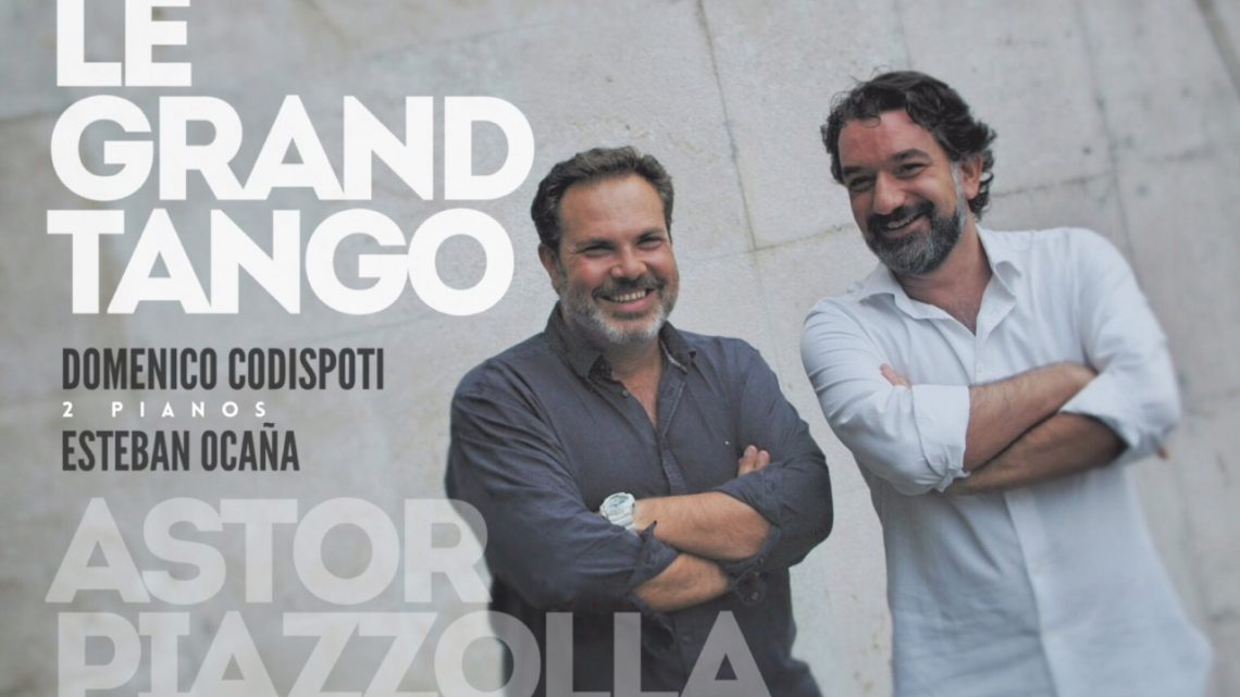 El I Festival de Piano de Jaén que organiza la Diputación llega a La Carolina con Le Grand Tango