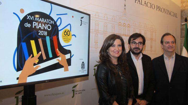 El Maratón de Piano de Diputación registra récord de participación en su 16ª edición, con más de 560 jóvenes pianistas