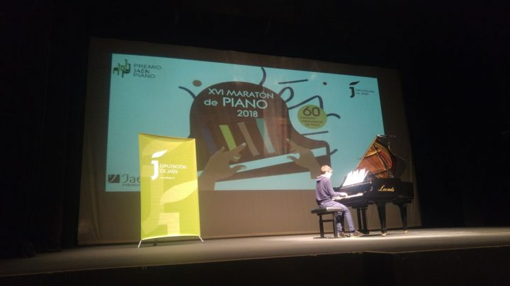 Más de medio millar de pianistas participan en el 16º Maratón de Piano de la Diputación