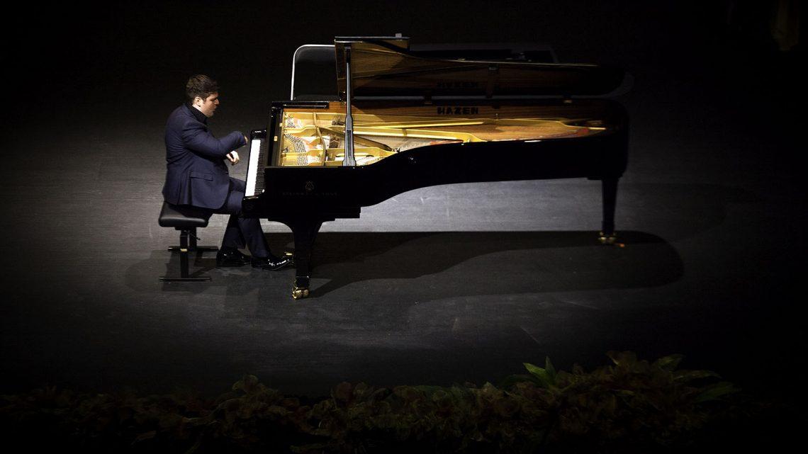 """Seis pianistas de Rusia, Corea, Ucrania y Grecia acceden a la última prueba eliminatoria del 58º Premio """"Jaén"""" de Piano de la Diputación"""