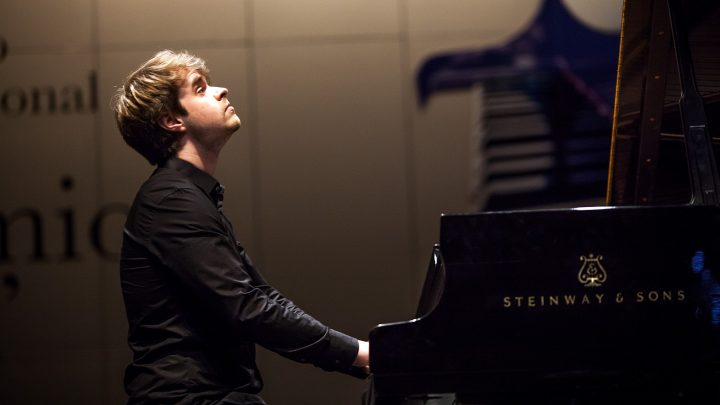 "Ocho pianistas se disputarán mañana miércoles el pase a la final del 59º Premio ""Jaén"" de Piano"