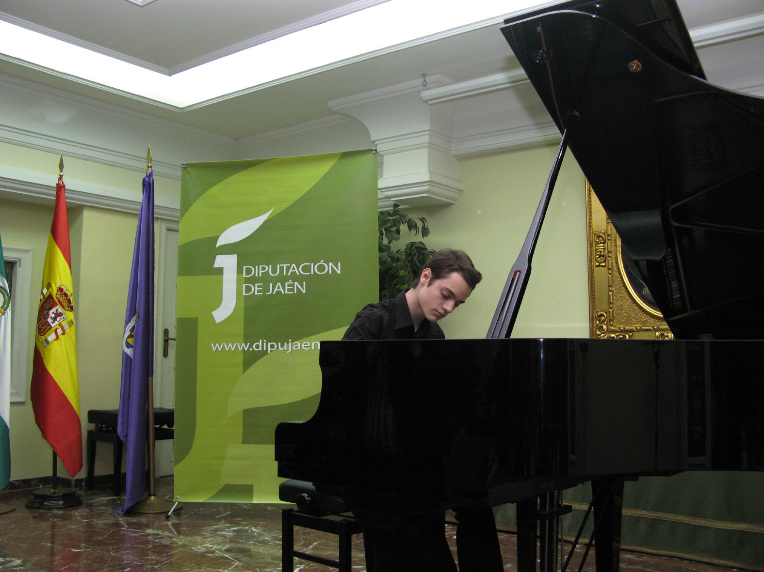 Imagen de la anterior edición Maratón de Piano