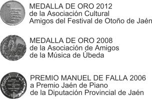 Medallas y premios