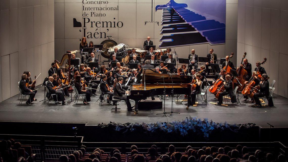 """Diputación convoca el 60º Premio """"Jaén"""" de Piano, que amplía su duración y sus premios con motivo de esta edición"""