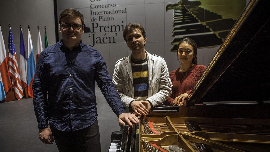 """Intérpretes de Rusia, Ucrania y Corea del Sur alcanzan la final de la 58º edición del Premio """"Jaén"""" de Piano"""