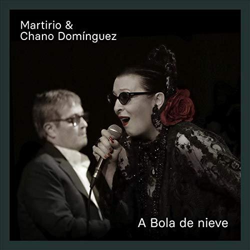 Chano Domínguez y Martirio 6 marzo