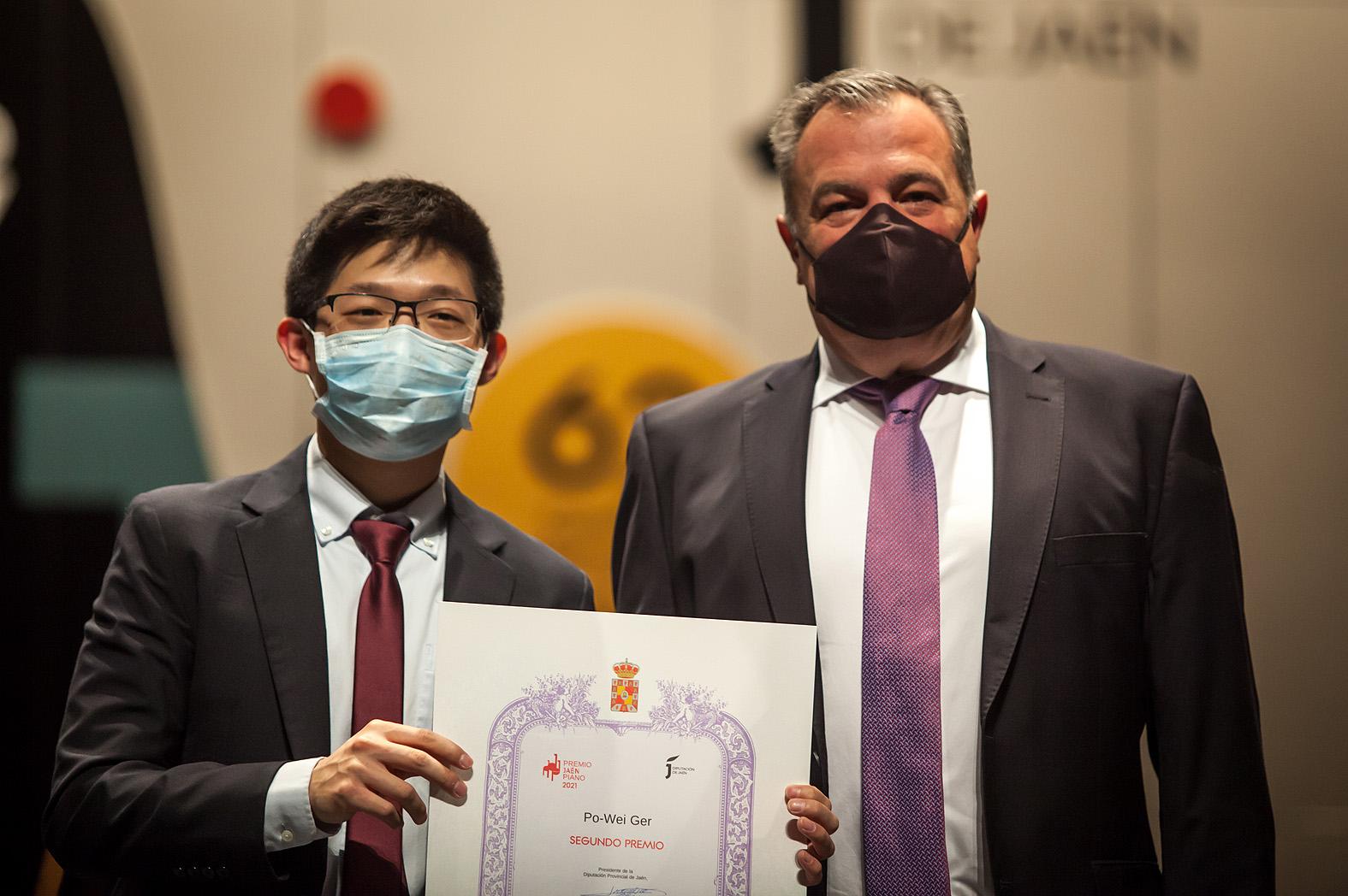 2º premio / Po-Wei Ger