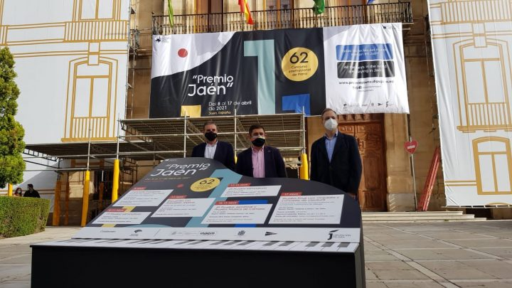 The 62nd Jaén International Piano Competition returns to the cultural program from April 8 to 17, with a record number of registered pianists