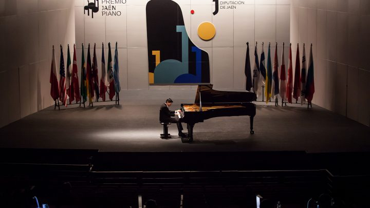 Six pianists from five countries will compete until Thursday to reach the final of the 62nd  Jaén International Competition