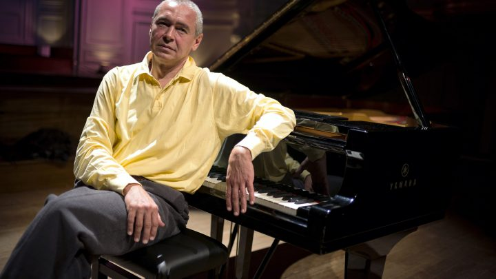 The Croatian musician Ivo Pogorelich offers tomorrow the opening concert of the 62nd Jaén International Piano Competition
