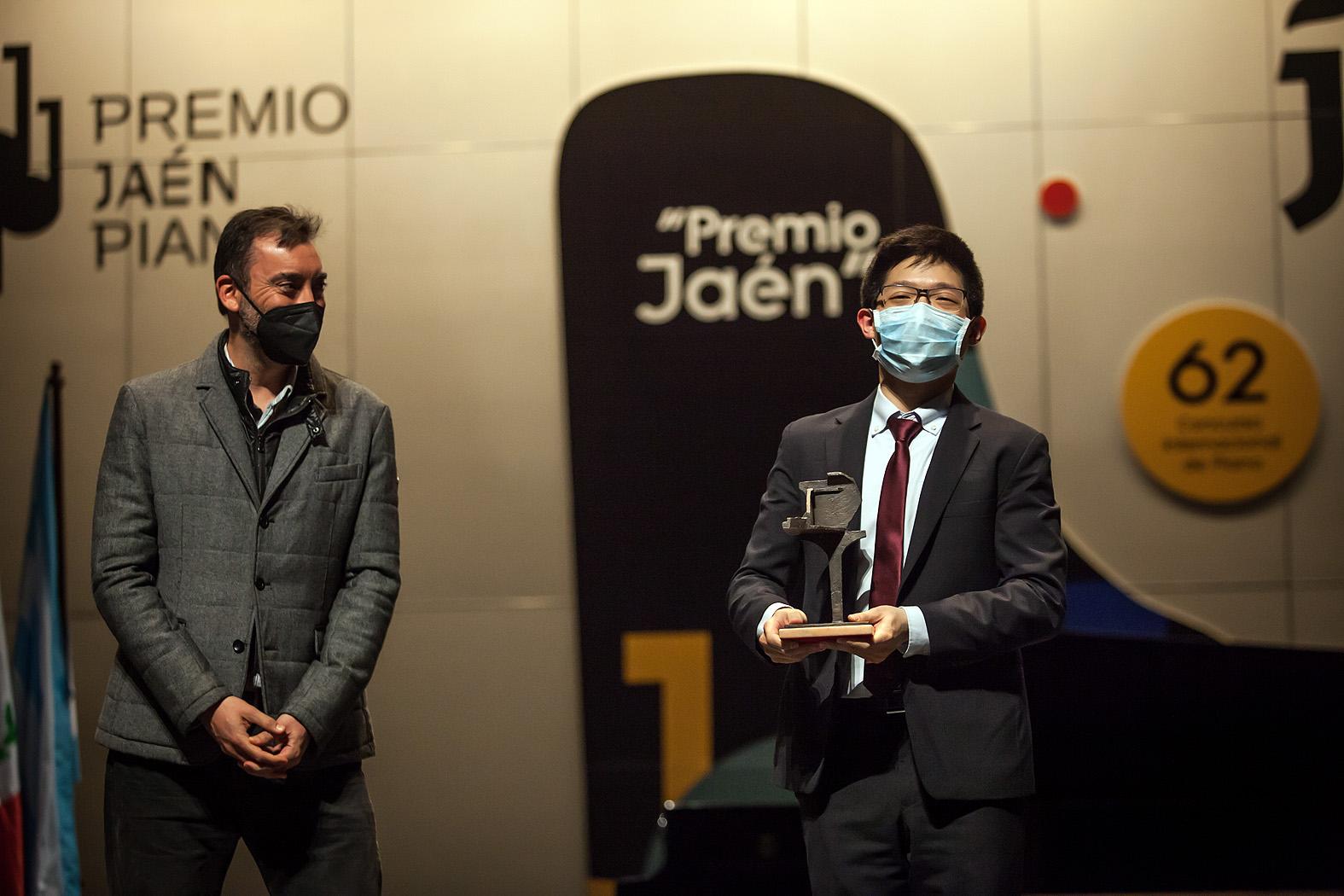 Premio del público: Po-Wei Ger