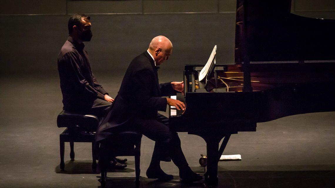 Concierto inaugural de Ivo Pogorelich 2