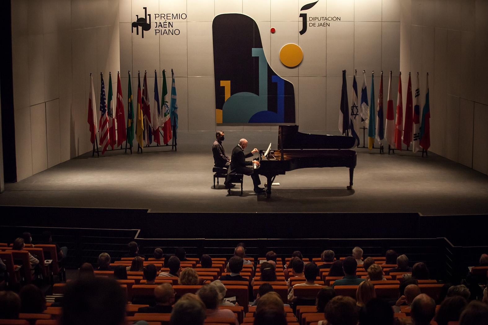 Concierto inaugural de Ivo Pogorelich 1